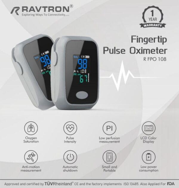 ravtron-oxymeter
